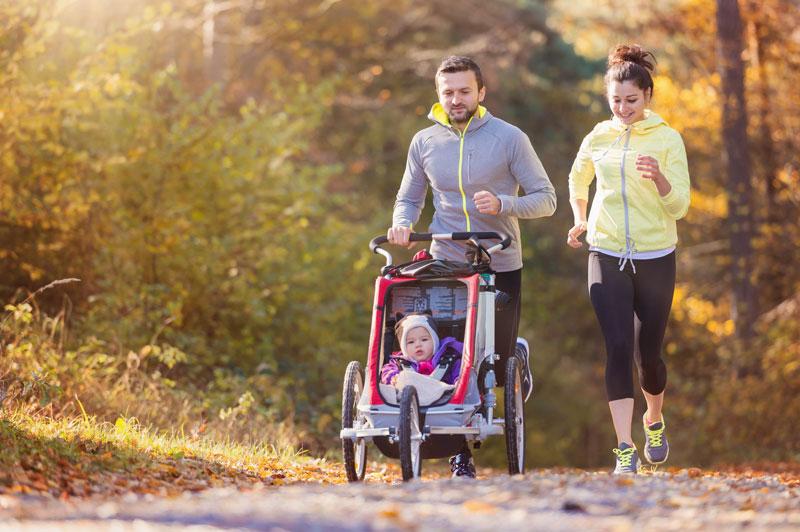 Combiner sport, famille et travail | Stimium Sport Nutri-protection