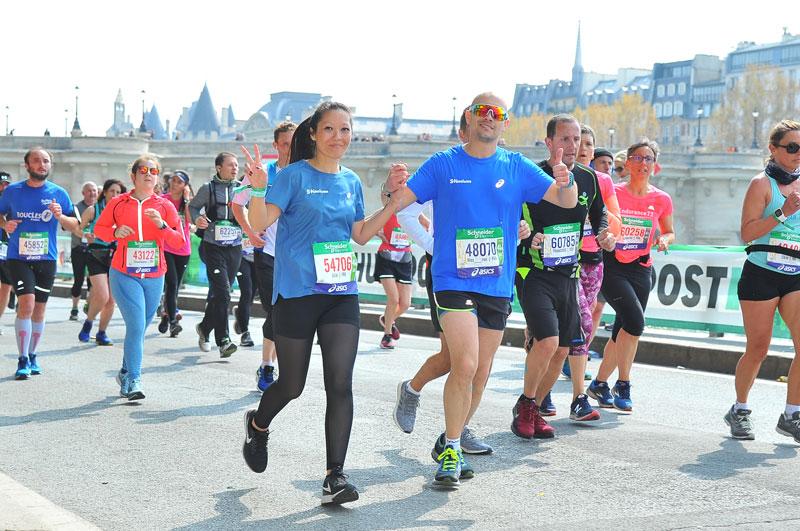 Marathon de Paris 2019 : témoignages | Stimium