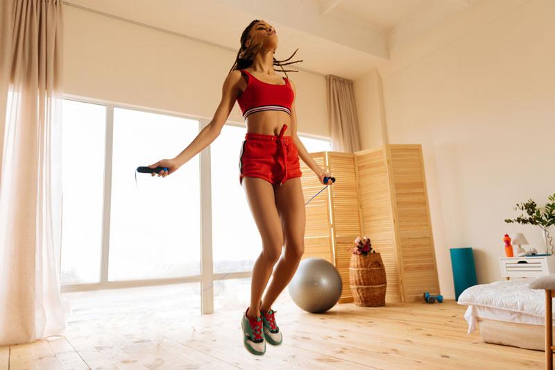 Corde à sauter - Quel sport à la rentrée ? | Stimium Sport Nutri-Protection