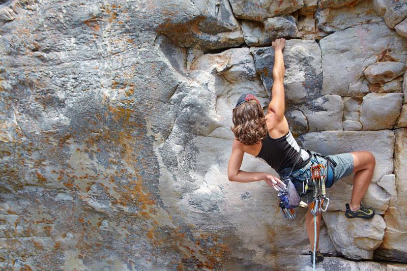 Escalade - Quel sport à la rentrée ? | Stimium Sport Nutri-Protection