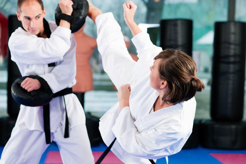 Taekwondo - Quel sport à la rentrée ? | Stimium Sport Nutri-Protection