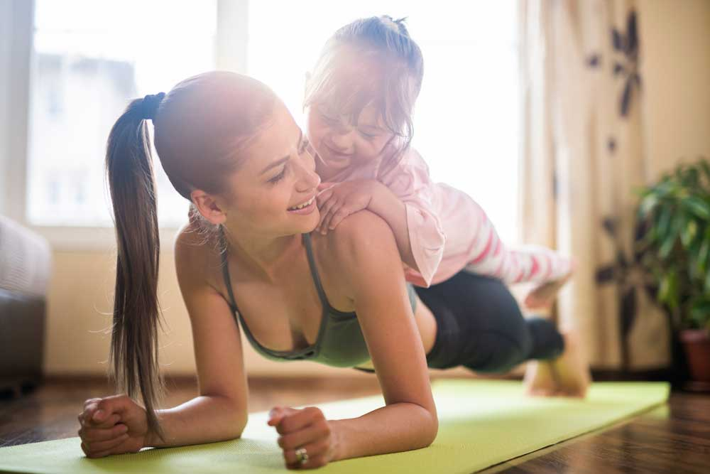 Être maman et sportive : c'est possible !   Stimium Sport Nutri-Protection